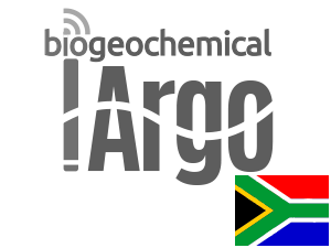 biogeochemical Argo SOUTH AFRICA